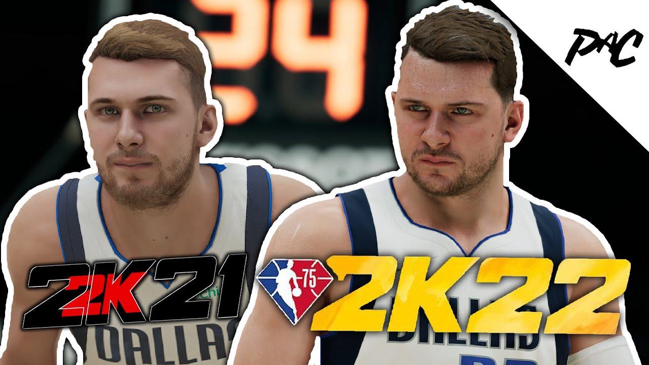 NBA 2K22 GRAPHICS COMPARISON