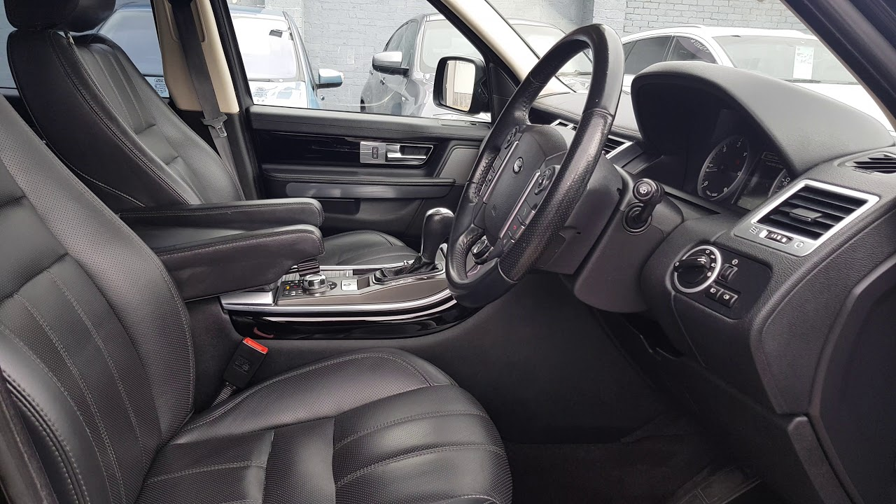 2010 Land Rover Range Rover Sport Hse 7 Seater For Sale At Autoq Belfast Youtube