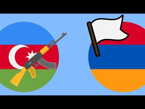 Почему Армения проиграла Азербайджану ?