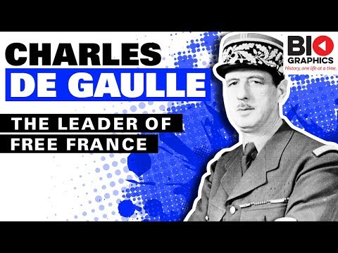Charles de Gaulle: The Leader of Free France thumbnail