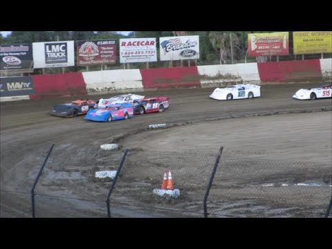 East Bay Raceway Park | Limited Late Models | Heat Race |  4-23-16
