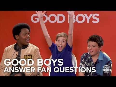 'good-boys'-answer-fan-questions-|-extra-butter-interview