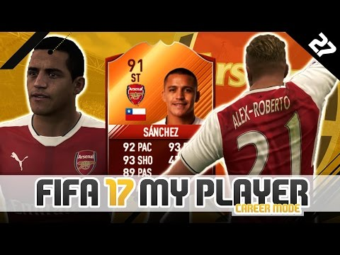 SANCHEZ IS LEAVING?! | FIFA 17 Career Mode Player W/Storylines | Episode #27