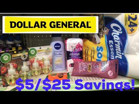 Dollar General Sat. 1/18 Using All Digitals!