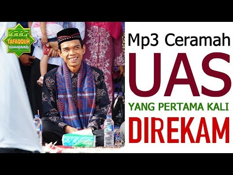Download Ustadz Abdul Somad - 2018-11-03 Rekaman Perdana UAS -  MP3 MP4 3GP