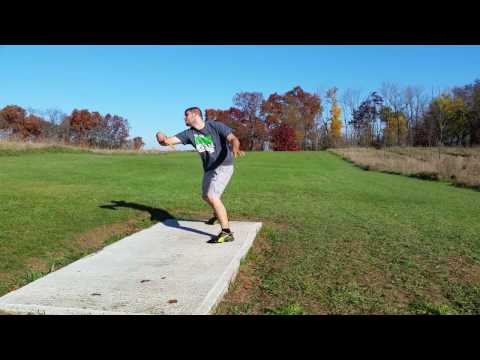 Disc Golf Bag Tag Match at Meyer Broadway North in Three Rivers, MI 11-6-16