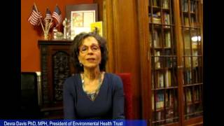 Health Risks of 5G Technology: Dr. Devra Davis