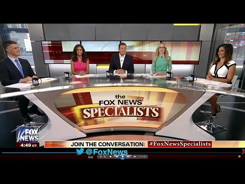 05-15-17 Kat Timpf on The Fox News Specialists - Complete, Uncut Show