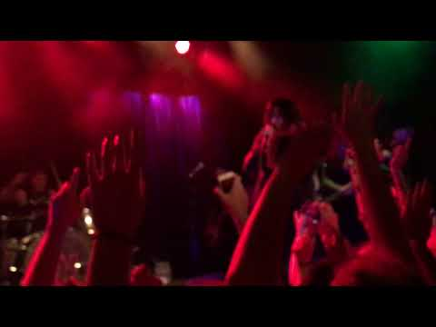 Empire To Ashes - Sleeping With Sirens (Slim's, San Francisco)
