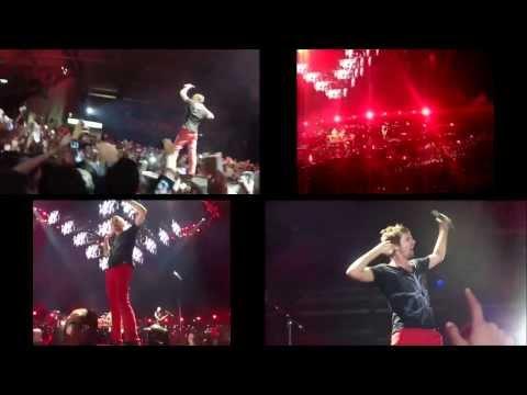 Starlight - Muse, Multicam HD (Multi Angulo) @ Guadalajara Arena VFG 2013