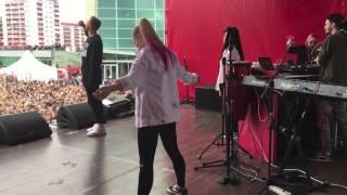 KFC BATTLE FEST в Уфе: концерт Егора Крида
