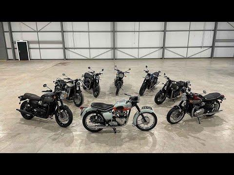 Triumph Bonneville 2021