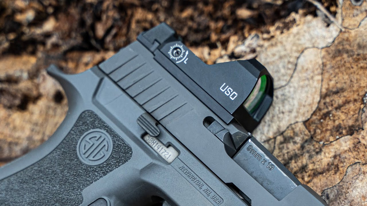US Optics DRS | An Affordable Pistol Optic That Performs