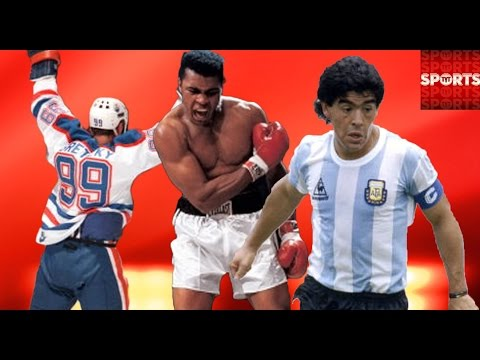 Who Are the Greatest Athletes of Each Generation?