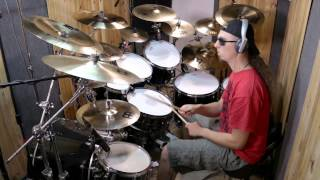 Most difficult drum solo ever !!!!!!