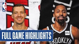 HEAT at NETS | FULL GAME HIGHLIGHTS | December 1, 2019