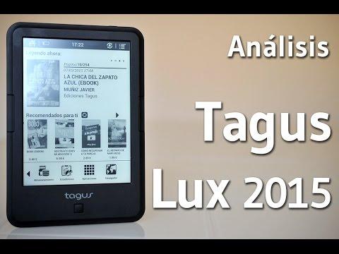 Análisis del Tagus Lux 2015