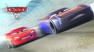 Cars 3 Rayo McQueen Vence A Jackson Storm Juego De La Pelicula 2017 Pixar Disney Gameplay Español