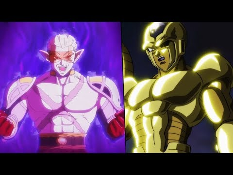 Super Dragon Ball Heroes Episode 12 Golden Metal Cooler Vs Cumber