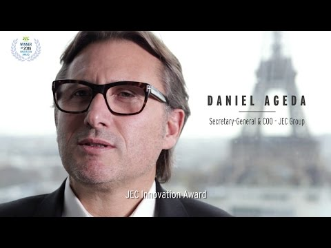 Forged Composites®: Daniel Ageda, Secretary General & COO at JEC Group