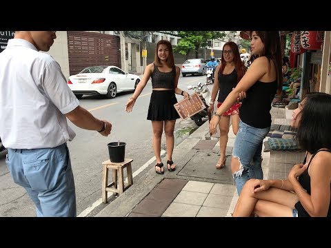 Sexy Thai Massage Girls in Bangkok