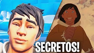 ALL OF FORTNITE'S *SEASON 7* SECRETS MarkWTF