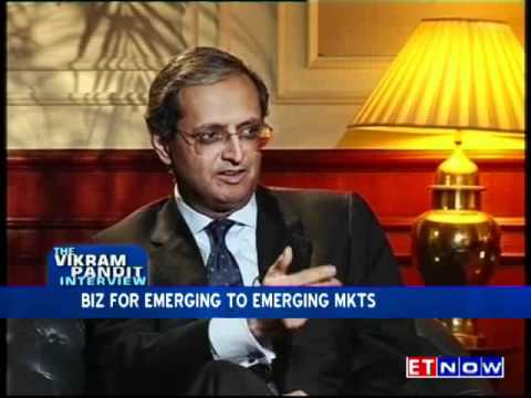The Vikram Pandit Interview - Part 1