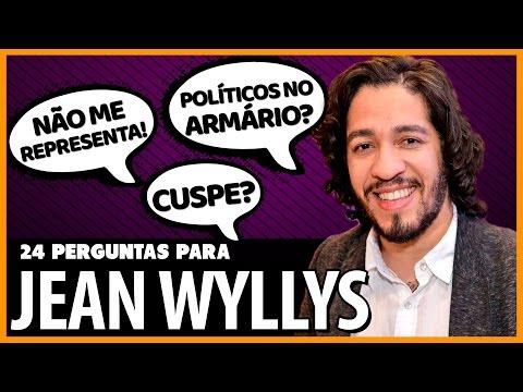 24 perguntas para: JEAN WYLLYS - Põe Na Roda