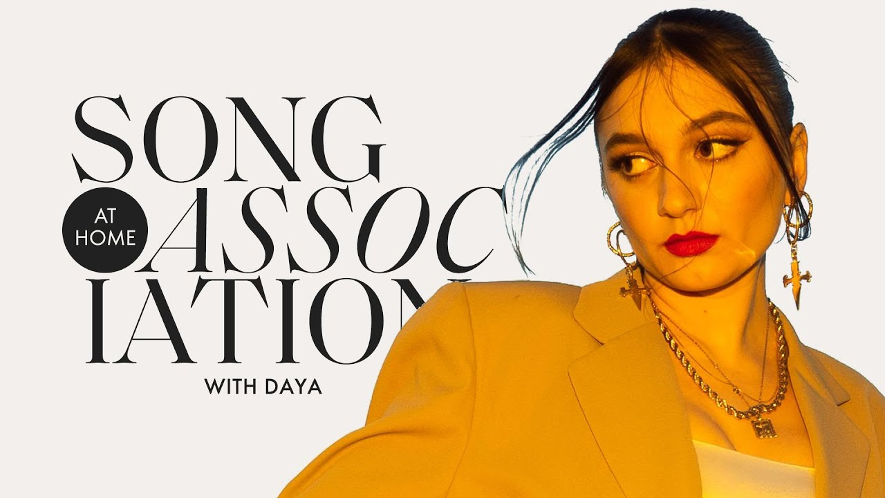 Daya Sings Dua Lipa, Labrinth and