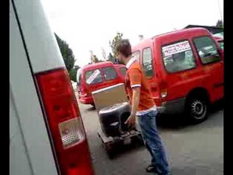 Dpd Fahrer Beschwerde