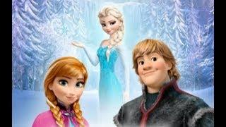 Мульт игра, Холодное Сердце, в поисках Эльзы, #1, Frozen Anna,Эльза и Анна,  серии на русском