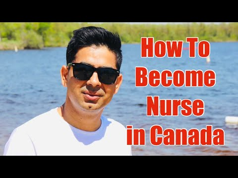 How To Become Nurse In Canada And Nurses Salary In Canada. Urdu.Hindi.Punjabi