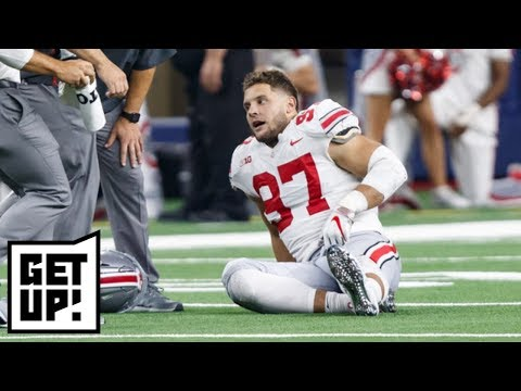 Nick Bosa leaving Ohio State to focus on 2019 NFL draft the right move - Paul Finebaum | Get Up!