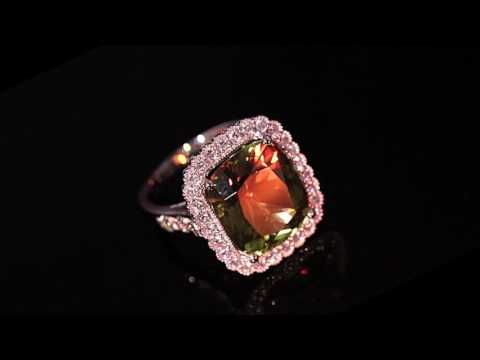 10.73 carat Unheated & Untreated Diaspore, Loupe Clean - David Jerome Collection