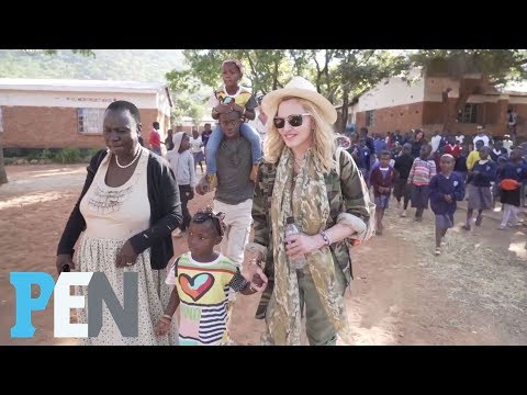 How Madonna Is Raising Malawi: Her Work Saving Orphans & Fighting Poverty In Africa | PEN | People from YouTube · Duration:  1 minutes 37 seconds