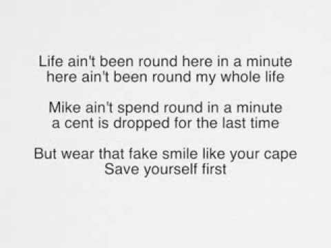 Chance The Rapper - Save Yourself First ft. James Blake Lyrics