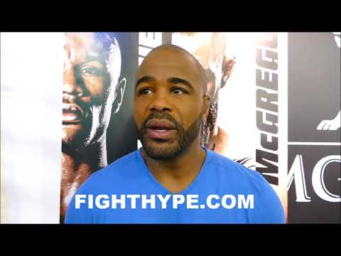 "RASHAD EVANS GETS DEEP ON JON JONES TESTING POSITIVE AGAIN: ""SO SAD TO HAVE HIM GO OUT THAT WAY"""