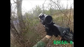 airsoft war fps action cyma ak47 aims gopro hd