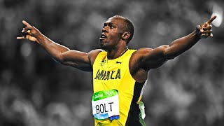 Why Usain Bolt Is The Greatest Athlete of All Time