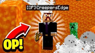 Getting OP on a MODDED Minecraft Server! (Minecraft Trolling)