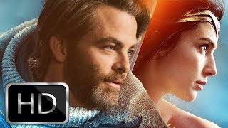 WONDER WOMAN 1984 Trailer (2019) Gal Gadot, Chris Pine Movie HD (fanmade)