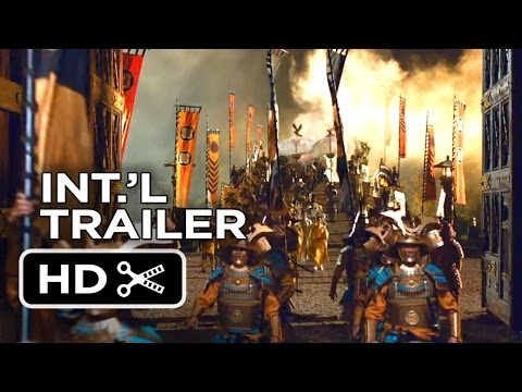 47 ronin official int l trailer legend 2013 keanu reeves movie hd
