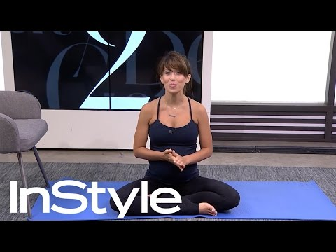 Yoga Poses To Alleviate Swelling During Pregnancy I InStyle