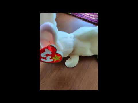 Beanie Baby Ad