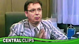 """Vučić: """"Neće slonče u lonče"""" (TESNA KOŽA parodija / Beograd na vodi)"""