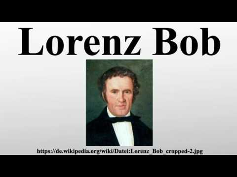 Lorenz Bob