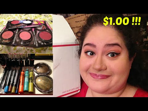 ShopMissA Makeup Haul!!! (Mainly Blushes and Lipsticks)