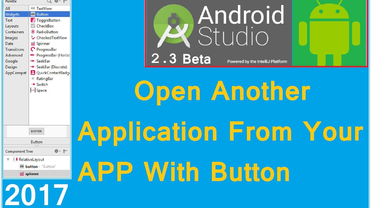 android studio tutorial pdf 2017