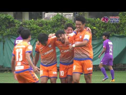 2018 Singapore Premier League: Albirex Niigata FC (S) 2-0 Brunei DPMM FC