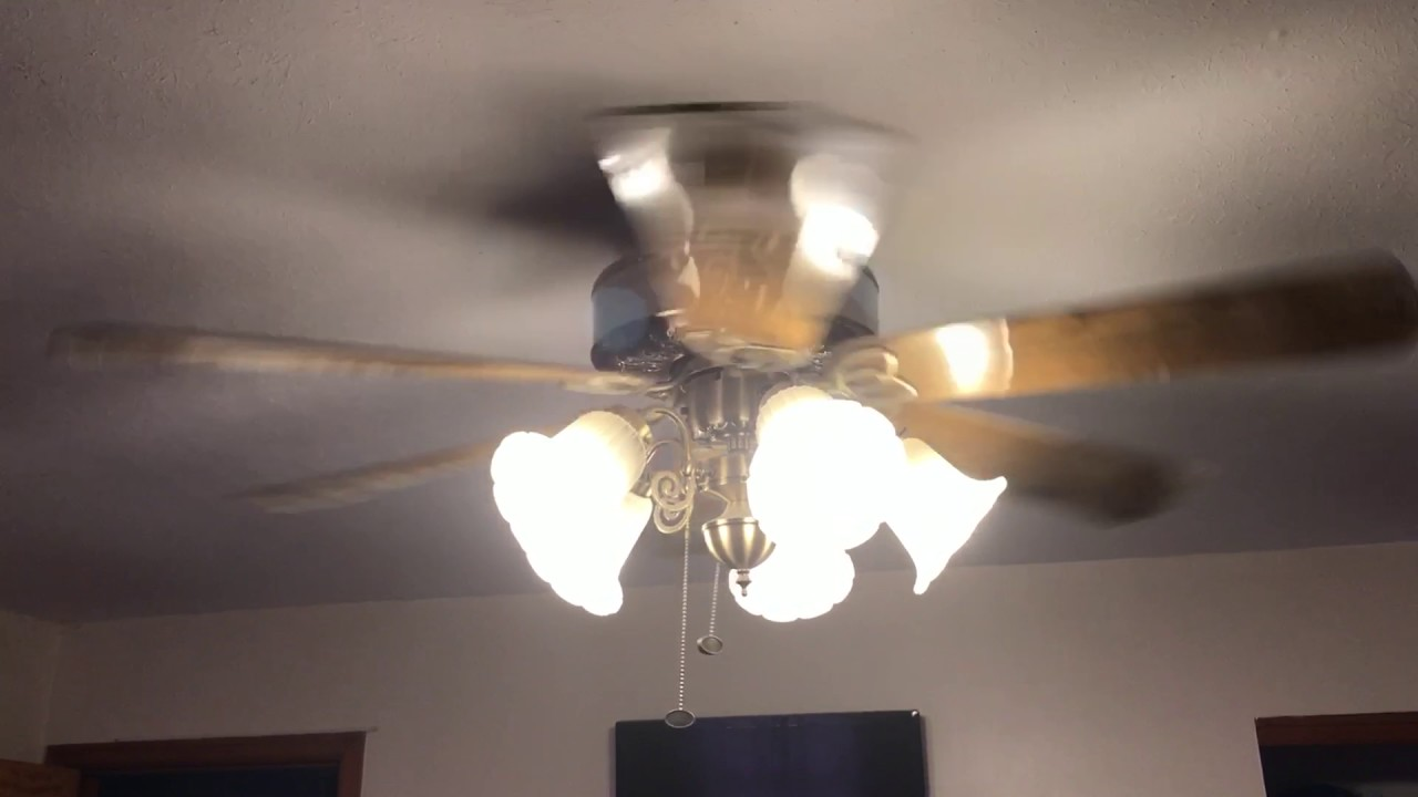 New orleans ceiling fans o2 pilates 52 harbor breeze new orleans ceiling fan demonstration you aloadofball Choice Image